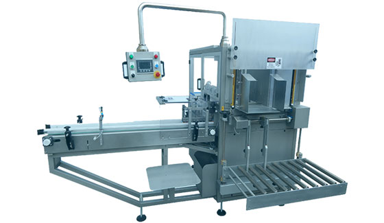 cartons packaging line